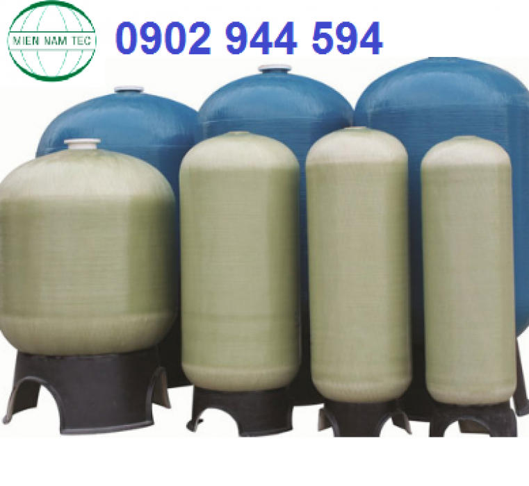 Cột lọc composite FRP 1354