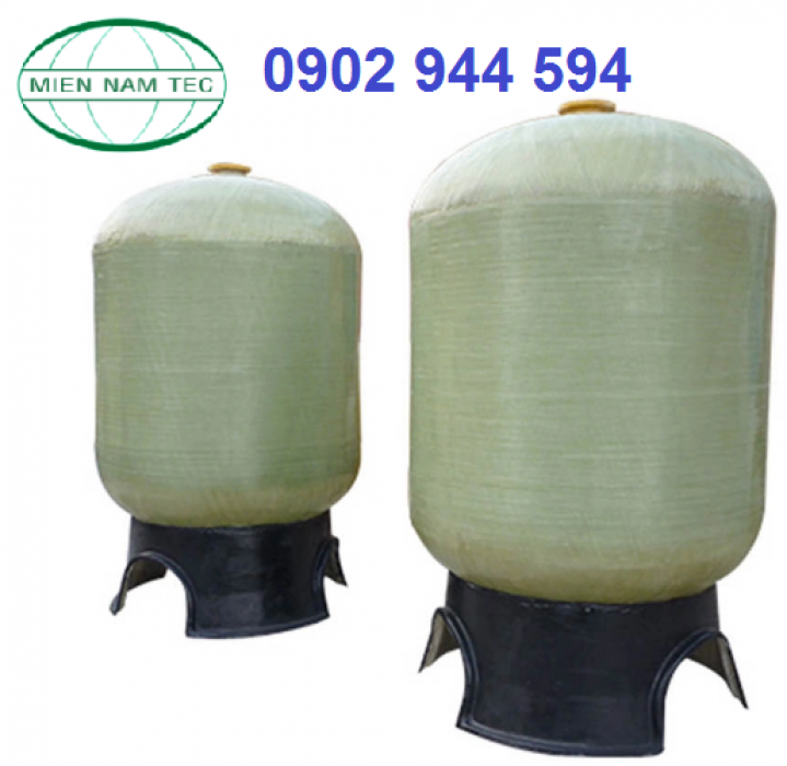 Cột lọc composite FRP 3072